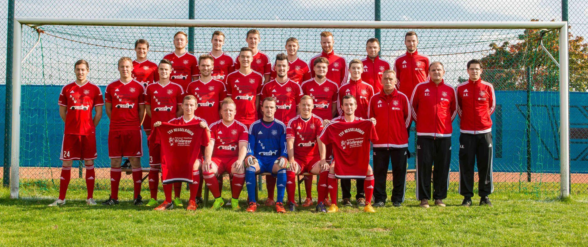 TSV Nesselröden Herrenfußball 1. Mannschaft 1. Kreisklasse Mitte